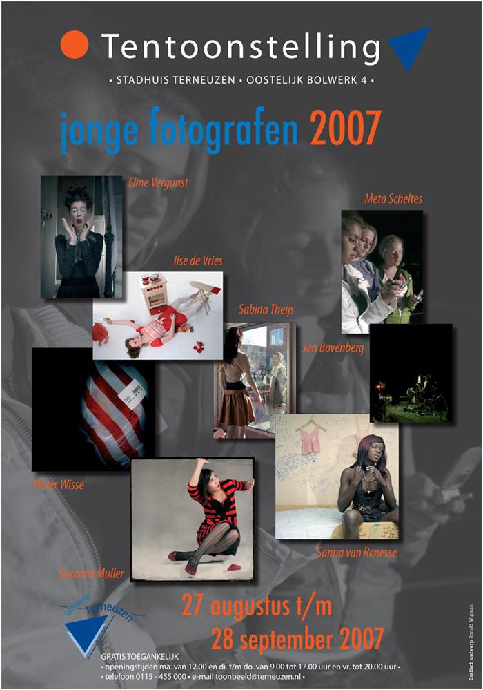 2007Jonge Fotografen 2007, Stadhuis Terneuzen, Terneuzen