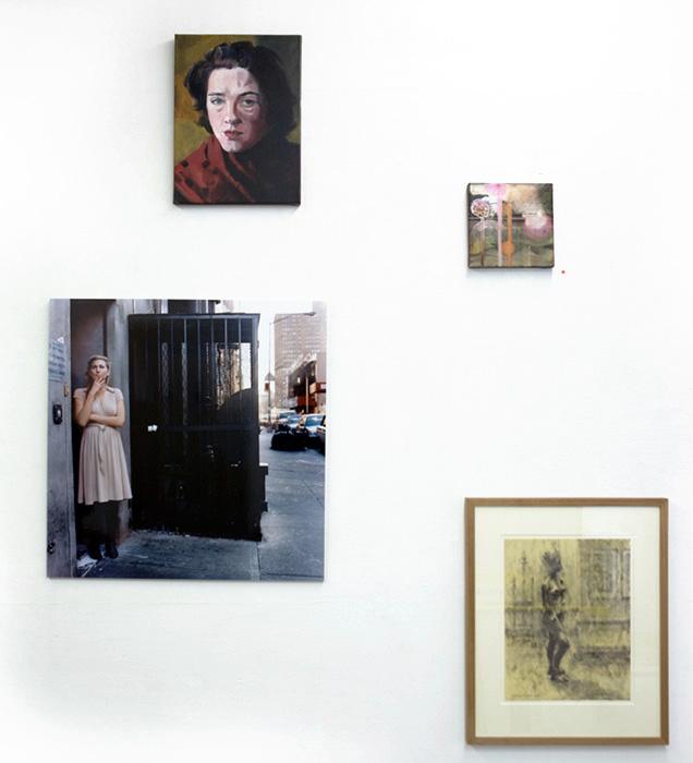 2010Salon Expositie, Wallstreet Studio, Groningen
