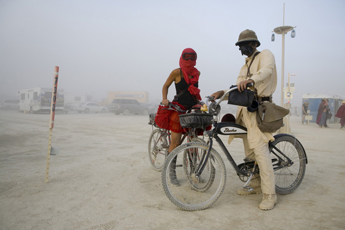 Dust Storm People (2008)