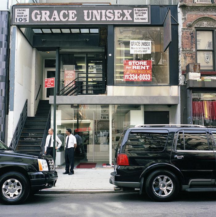 Grace unisex