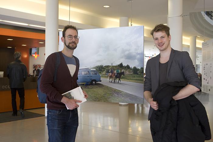 Roy en Nico van Voordekunst.nl