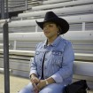 Woman at Black Cowboy Rodeo (2008)