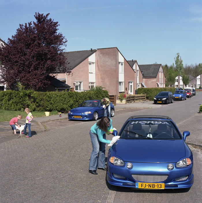 Car tuning in rural Holland | Sabina Theijs